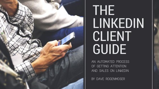 get clients on linkedin