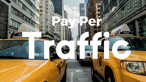 sell pay per traffic seo