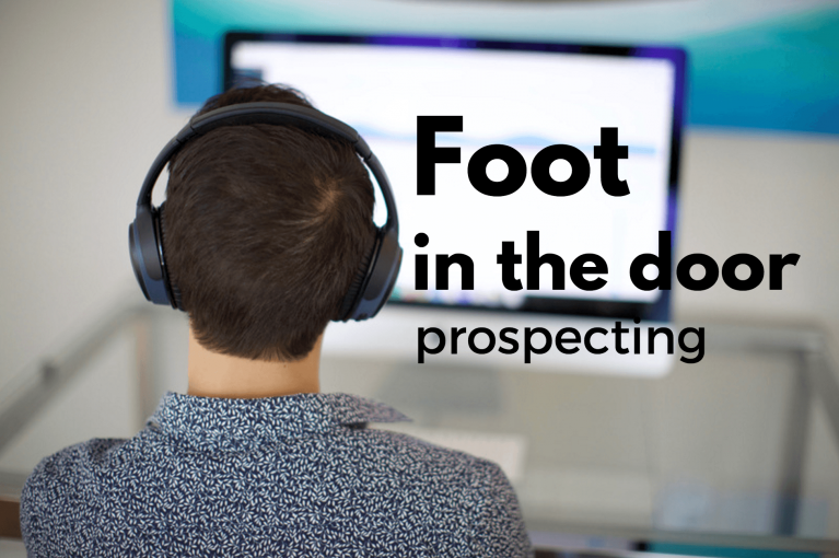 foot in the door digital marketing