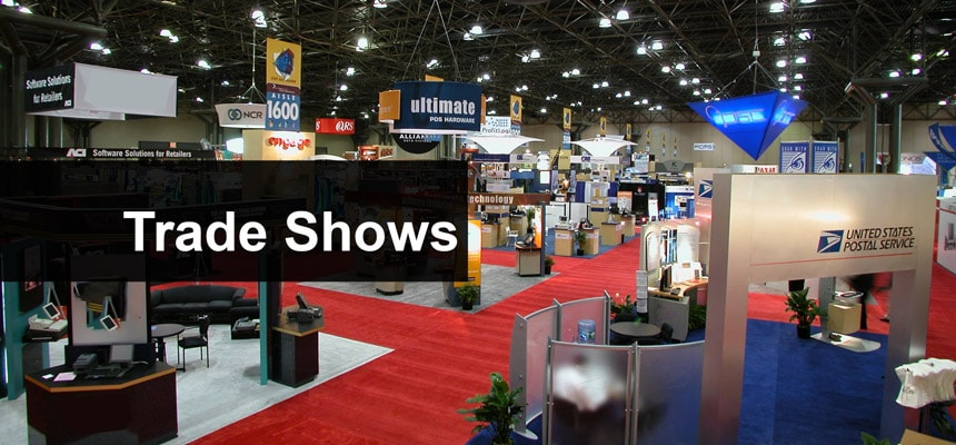 trade shows for digital marketing and seo